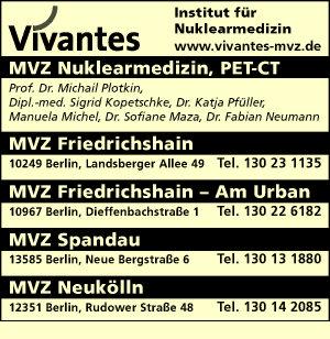 Logo von Maza, Sofiane, Dr. med. - Vivantes MVZ
