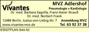 Frank, Norbert, Sagolla, Barbara, u. Franz-Xaver Strauß, Dres. med.-Vivantes MVZ