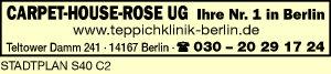 Carpet-House-Rose UG (haftungsbeschränkt)