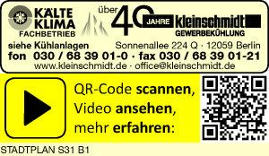 Logo von Kleinschmidt Gewerbekühlung GmbH
