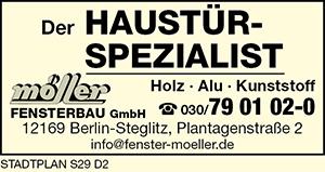 Möller Fensterbau GmbH