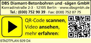 DBS Diamant-Betonbohren und -sägen GmbH