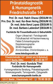 Chaoui, Rabih, Prof. Dr. med. und Priv.-Doz. Dr. med. Kai-Sven Heling