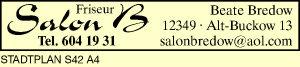 Logo von Salon B, Beate Bredow