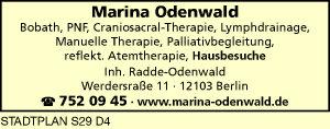 Odenwald, Marina, Inh. Radde-Odenwald