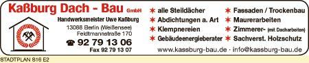 Kaßburg Dach-Bau GmbH
