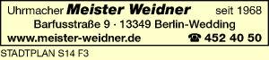 Meister Weidner
