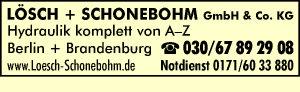 Lösch + Schonebohm GmbH & Co. KG