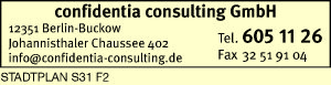 confidentia consulting GmbH