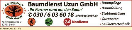 Baumdienst Uzun GmbH