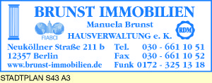 Brunst Immobilien Manuela Brunst Hausverwaltung e. K.