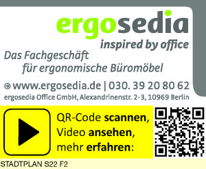 ergosedia Office GmbH - bueromoebel berlin