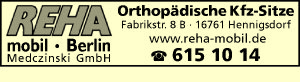 REHA mobil Berlin Medczinski GmbH