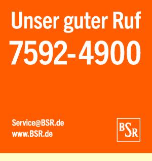 BSR Berliner Stadtreinigungsbetriebe