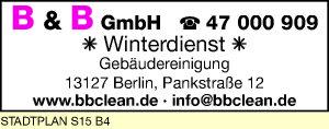 B & B Winterdienst GmbH