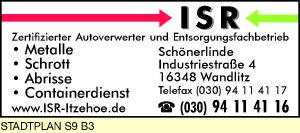 ISR Itzehoer Schrott und Recycling GmbH & Co. KG