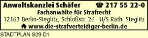 Anwaltskanzlei Schäfer