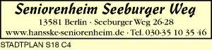 Seniorenheim Seeburger Weg