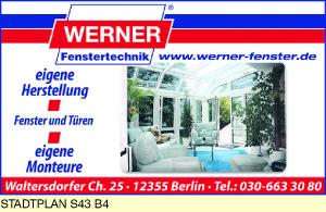 Werner Fenstertechnik
