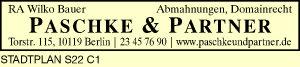 Logo von Paschke & Partner