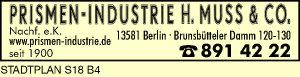 Prismen-Industrie H. Muss & Co. Nachf. e.K.