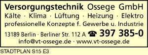 Versorgungstechnik Ossege GmbH