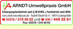 Arndt-Umweltpraxis GmbH