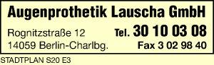 Augenprothetik Lauscha GmbH