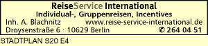 ReiseService International, Inh. A. Blachnitz