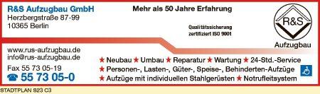 R & S Aufzugbau GmbH