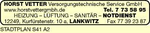 Vetter Versorgungstechnische Service GmbH