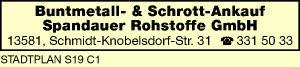 Spandauer Rohstoffe GmbH