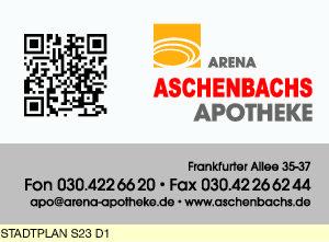 Arena Apotheke