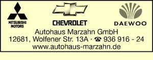 Autohaus Marzahn GmbH