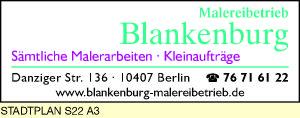 Blankenburg Malereibetrieb