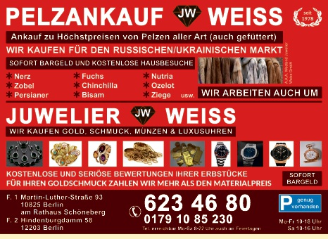 A.A.A. Westend Juwelier Weiss GmbH