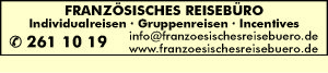 Logo von Französisches Reisebüro