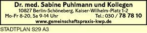 Logo von Puhlmann, Sabine, Dr. med. und Kollegen