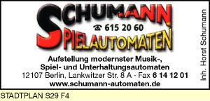Logo von Schumann Horst
