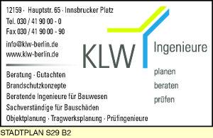 Logo von KLW Ingenieure GmbH