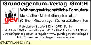 Logo von Grundeigentum-Verlag GmbH