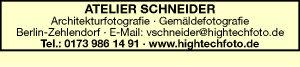 Logo von Atelier Schneider, Volker-Hartmut Schneider