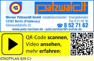 Logo von Patzwaldt GmbH Werner