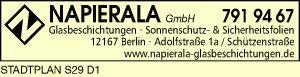 Logo von Napierala GmbH