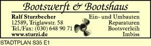 Logo von Sturzbecher Ralf