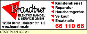Logo von Brandtner Elektro Handel & Service GmbH