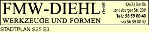 Logo von FMW-Diehl GmbH