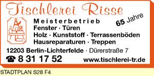 Logo von Risse