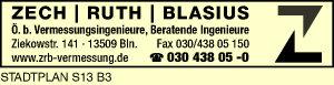 Logo von Zech, Harald + Manfred Ruth + Raik Blasius