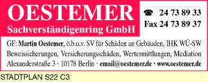 Logo von OESTEMER Sachverständigenring GmbH